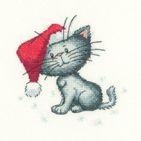 Santa Paws Cats Rule by Peter Underhill